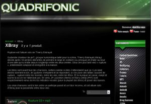 Quadrifonic