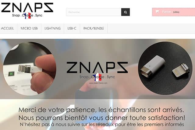 Znaps France